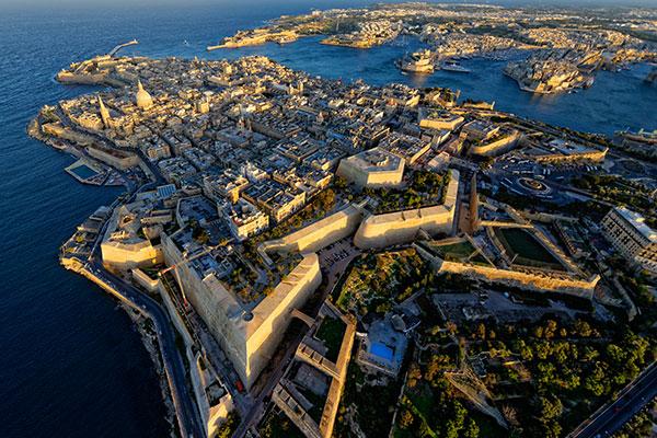 1. Malta, 愛爾蘭旅遊