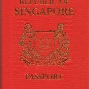 愛爾蘭遊學,新加坡護照