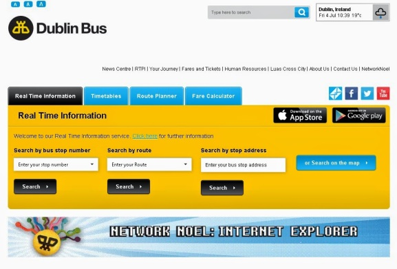 stiva teo, dublin bus, 都柏林交通 1
