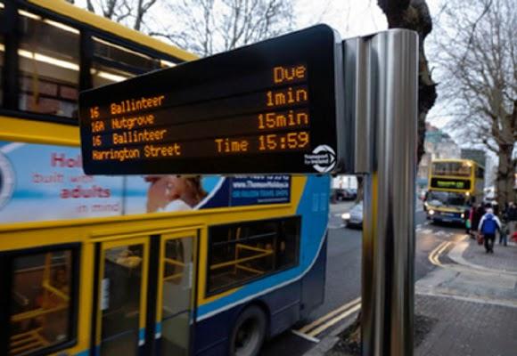 stiva teo, dublin bus, 都柏林交通 8