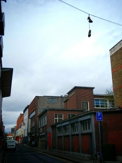 stiva teo, 愛爾蘭,空中鞋子