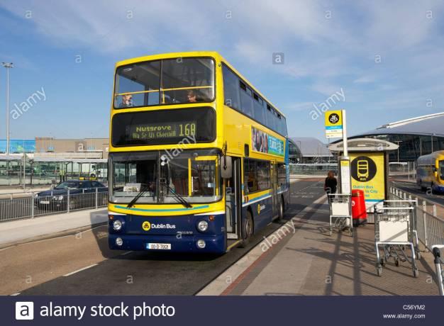 stiva teo, 都柏林機場搭巴士6