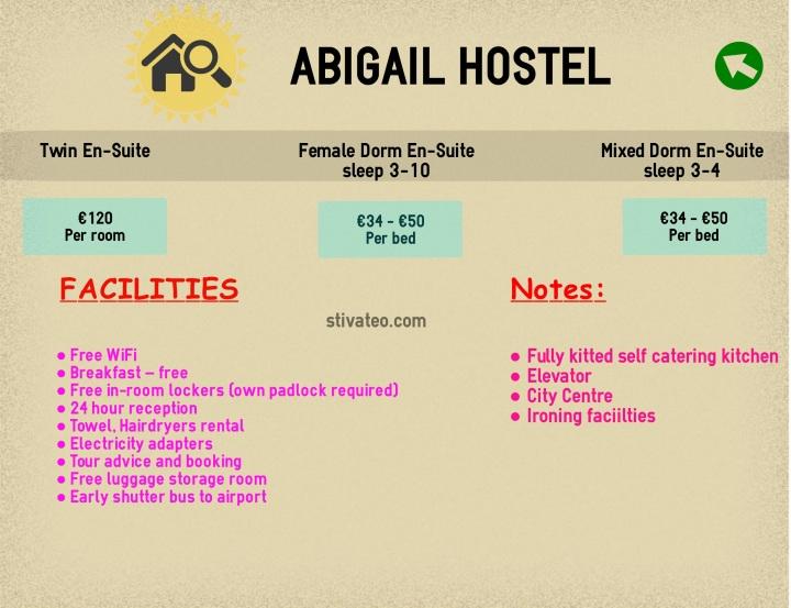 Abigails hostel