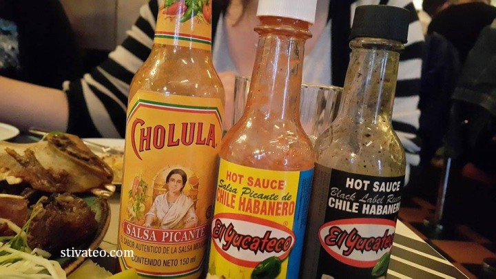 stiva teo - 都柏林美食 777 hot sauces