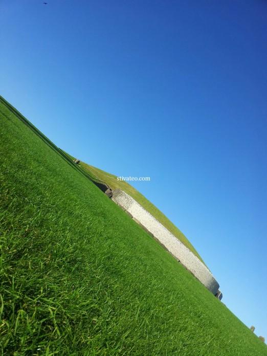 愛爾蘭旅遊 - 纽格莱奇墓 Newgrange 4