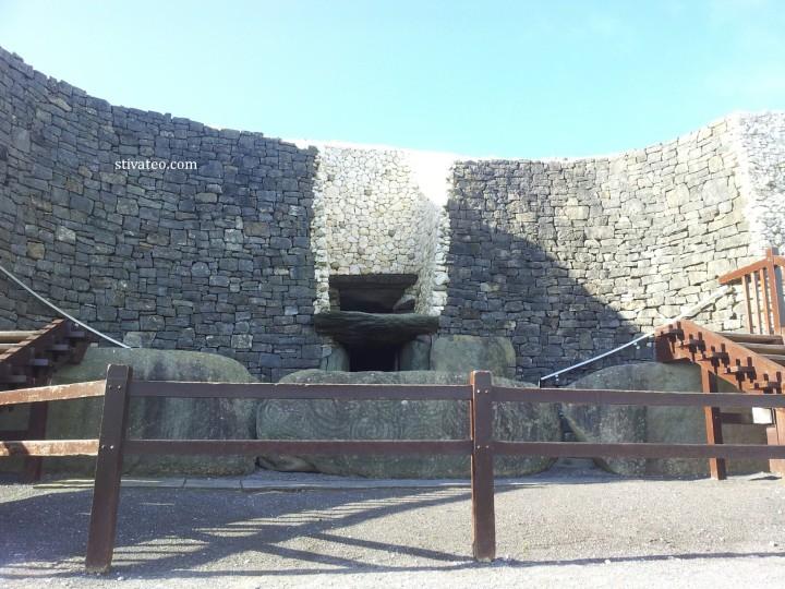 愛爾蘭旅遊 - 纽格莱奇墓 Newgrange3