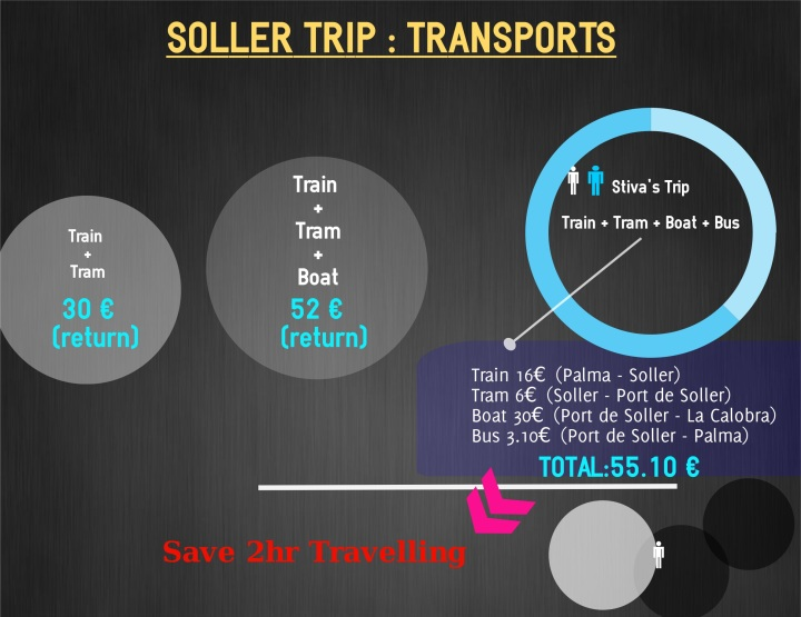 stiva teo,Soller transport