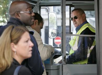 5 bus driver 愛爾蘭遊學