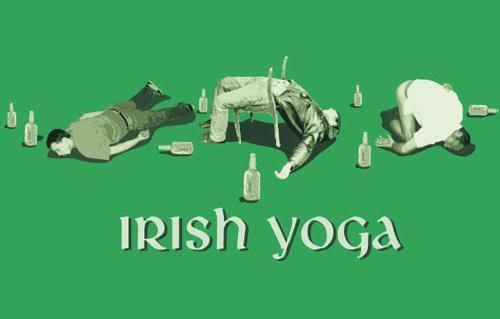 9 irish yoga 愛爾蘭遊學