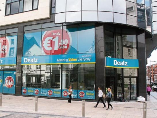 愛爾蘭購物,愛爾蘭遊學,Stiva, Dealz