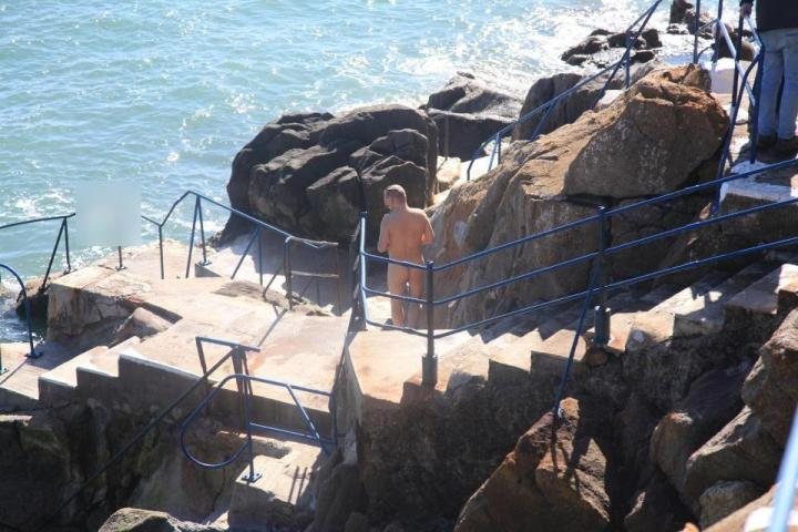 stiva,愛爾蘭遊學,愛爾蘭旅遊,裸體沙灘, 1 hawk cliff,dalkey