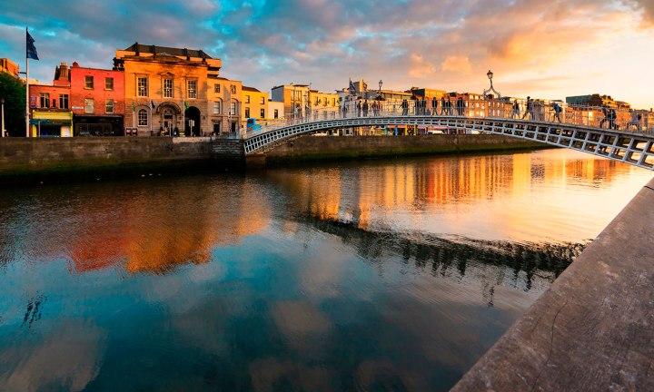 stiva teo, 愛爾蘭遊學,愛爾蘭旅遊,全世界最友善的城市 Condé Nast Traveler, dublin