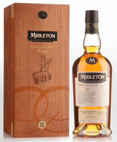 stiva teo, 愛爾蘭遊學,愛爾蘭購物, 威士忌, Midleton Barry Crockett Legacy Single Pot Still Whiskey