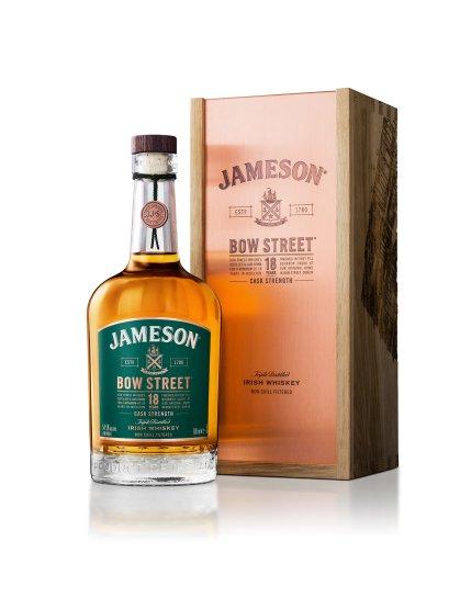stiva teo, 愛爾蘭遊學,愛爾蘭購物, 威士忌,Jameson Bow Street 18 Years Cask Strength