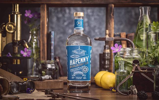 Hapenny-gin