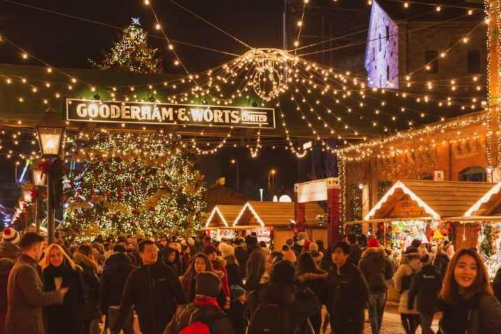 10th. Toronto Christmas Market – Toronto, Canada
