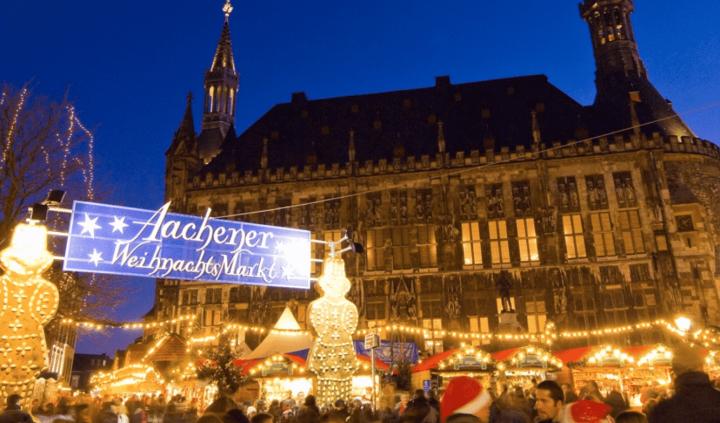 9th. Aachener Weihnachtsmarkt – Aachen, Germany
